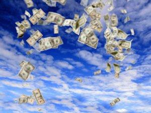 pénz gyűjtés